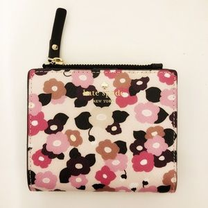 kate spade wallet Floral
